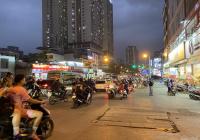 Nhà 82m2*5T mới, MT7,5m mặt phố ngay ngã Tư Kim Đồng_Trương Định. Đường 8m, vỉa hè, KD đắc địa