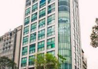 Cho thuê tòa nhà đường Nam Kỳ Khởi Nghĩa, ngay trung tâm Q. 1, DT: 12x20m, hầm, 9L, giá: 300 triệu