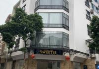 Cho thuê tòa nhà tại KĐT Trung Yên, DT 120m2 * 6 tầng, thông sàn, có thang máy. Giá 62 tr/th 4 tầng