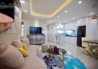 Cho thuê căn hộ Masteri Milennium, Quận 4, 2 phòng ngủ, 2wc, 15tr/th. Full nội thất - 0938958634