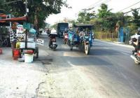 Bán nhà rẻ 450m2 mặt tiền QL50, Đa Phước, Bình Chánh