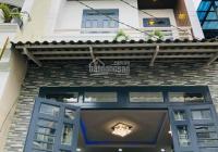Bán gấp nhà mới 1 trệt 2 lầu, 4 phòng ngủ, hẻm 6m ngã 3 đường Tên Lửa, Quận Bình Tân