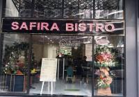 Cần sang nhượng nhà hàng Safira bistro lợi nhuận 40 - 60tr/tháng