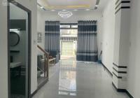 Bán nhà mới xây 5*11 trệt lầu hẻm xe hơi An Phú Đông, Q12. Giá 3.5 tỷ