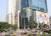 Cho thuê văn phòng hạng A TNR Tower (Vincom Nguyễn Chí Thanh) phòng siêu đẹp giá cực shock