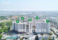 Căn hộ Green Town Bình Tân mới giao nhà, DT 49-53-63-68-72-92m2, hỗ trợ vay 70%. LH 0934022839