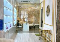 Cho thuê nhà 5,6x21m hầm trệt 5 lầu TM Thạch Thị Thanh, p Tân Định Quận 1