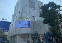 Bán nhà góc 2MT đường Thành Thái gần Vạn Hạnh Mall 7.5x11m, 6 tầng thang máy, HĐT: 80tr P12, Q10