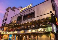 Cho thuê nhà hàng, cafe căn mặt tiền Phường 6, Quận 3 với bề ngang 20m, 600m2 sử dụng