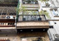 Bán nhà phố Trần Hưng Đạo - Hoàn Kiếm 7 tầng thang máy gara oto, nhà mới thiết kế căn hộ hạng sang