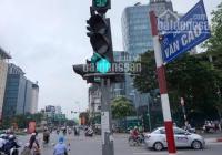 Mặt phố Văn Cao lô góc 120m2 mặt tiền 5.5 m, chỉ hơn 30 tỷ