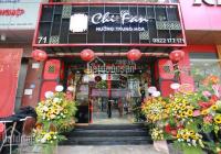 Cần bán nhà mặt phố Trung Hoà - Nguyễn Thị Định 100m2, 6 tầng, MT 6m, giá 52 tỷ, LH: 0888999766