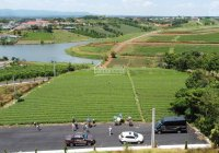 Đất thổ cư 100%, xây dựng ngay, đường nhựa tại TP Bảo Lộc, chỉ 1.2 tỷ DT 200m2 full thổ cư, sổ hồng
