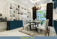 Cần bán nhà phố tân cổ điển siêu đẹp - mặt tiền đường 3/2, P. Lái Thiêu, TP Thuận An, Bình Dương