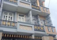 Bán nhà mới xây , hẻm taxi DT: 3.5m x 15m trệt 2lầu đúc kiên cố , cách Đ.lộ VÕ VĂN KIỆT 300m .