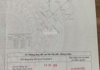 Bán lô đất góc 2 mặt tiền khu vip Nguyễn Xí, Đinh Bộ Lĩnh, Bình Thạnh 134.7m2, giá rẻ LH 0908908385