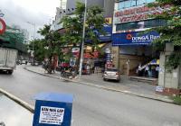Bán nhà 4T mặt phố Nguyễn Hy Quang - Đông Các. DT 56m2 hai mặt tiền trước sau DT 56m2 vỉa hè 4m