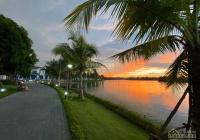 Chính chủ gửi bán BTĐL hướng Tây Nam, view hồ lô góc vị trí cực đẹp Vinhomes Thăng Long
