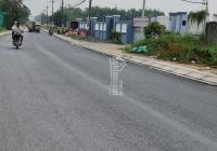 Bán lô đất thổ cư mặt tiền đường Nguyễn Thị Lắng, Tân Phú Trung