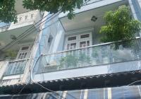 Chính chủ cần bán nhà 3 tầng HXH nở hậu 6,4m, giếng trời thoáng mát, sân có cây xanh mát mẻ