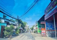 Bán mặt tiền kinh doanh Phường Phú Hòa, TP Thủ Dầu Một, Bình Dương