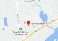 Bán lô đường 10.5m Trần Phước Thành - Khuê Trung - Cẩm Lệ gần Trịnh Đình Thảo