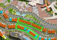 Bán 2 suất ngoại giao siêu vip 2 mặt tiền đường, gần Ga cáp treo đường Amafi View biển Giá 27 tỷ