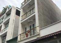 Nhà mới Tô Hiệu 4x13.5m, 1 trệt 2 lầu sân thượng, 4PN - 3WC, BTCT - SHR - 7,7 tỷ