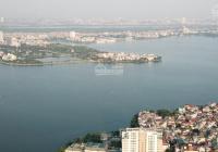 Mở bán quỹ căn tầng cao đẹp nhất view hồ Tây - CK 6% - tặng 60tr - HTLS 0% 12 th - Full nội thất