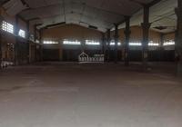 Cho thuê kho xưởng sân đỗ xe cont 1600m2 mặt tiền đường Hương Lộ 2, Quận Bình Tân
