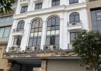 Chính chủ cho thuê nhà mặt phố Nguyễn Văn Huyên, DT 85m2, 6.5 tầng, 1 hầm, MT 14m. LH: 0399909083