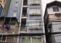Cho thuê nhà phố Nguyễn Xiển Thanh Xuân DT 123m2 7 tầng, MT 6m thông sàn T1, TM giá 30 tr/th