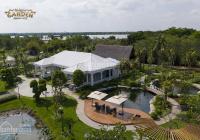 Độc nhất nền biệt thự sinh thái vườn ven sông Q9, giá chỉ 21 tỷ/1.040m2 thanh toán 3.5 năm nhận nền