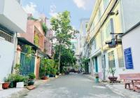 Bán nhà mặt tiền nội bộ-Vạn Hạnh, Phường Tân Thành, Quận Tân Phú DT 4,8x20,5m. 1 lầu + ST 10,6 tỷ