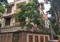 Cho thuê biệt thự tại bán đảo Linh Đàm, diện tích 275m2, giá 40 triệu/tháng