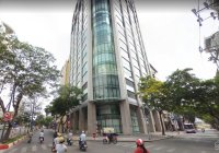 Bán tòa nhà 2 mặt tiền 81 - 83 - 83B - 85 Hàm Nghi và Pasteur, Q1