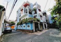 Biệt thự 172 đường Nguyễn Cửu Đàm, Phường Tân Sơn Nhì, Quận Tân Phú, 8.4mx16m, giá 14.5 tỷ