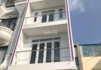 Bán nhà 3 lầu (4*12.5m), HXT 8m. Đỗ Thừa Luông, Quận Tân Phú