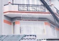 Nhà cho thuê 758/20 Hương Lộ 2 4x12m - 3PN - 2WC - 1 trệt - 2 lầu - 1 sân thượng - Hẻm 6m