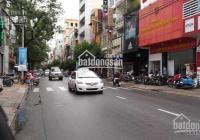 Bán nhà mặt tiền Nguyễn Tri Phương, phường 6, quận 5. DT(4x20). Giá 16 tỷ TL.