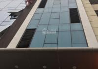 Chính chủ cho thuê nhà mặt phố Nguyễn Trãi 100m2 * 8 nổi 1 hầm; 80tr/1 tháng; có thang máy; mt rộng