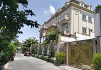 Villa sân vườn khu Compound p/cách H.Gia Vip nhất P.Bình An,Trần Não,Q.2 DT: 900m2 Hầm 4T+ Hồ Bơi