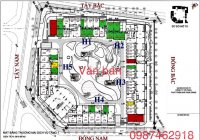 Bán Shophouse hope residences Long Biên 952m sổ hồng vào kinh doanh ngay