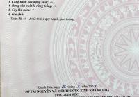 Bán đất mặt tiền 80 Ngô Đến, Vĩnh Phước, Nha Trang full 100% thổ cư, giá 26tr/m2