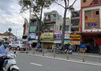 Mặt tiền kinh doanh với bề ngang 5.5m ngay góc ngã 4 Lê Hồng Phong - Trần Phú, Q5, 4 lầu giá 30 tỷ