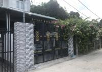 Bán nhà HXH Lê Văn Tách, DT: 4x28m, 110m2, 1 lầu, 3 PN