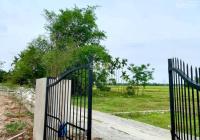 Đất xây nhà vườn 2 mặt tiền có cổng ngõ bài bản hòa khương view cánh đồng - 0972 355 247