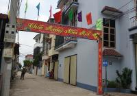 Chính chủ bán đất Thôn Đoài, Nam Hồng, Đông Anh DT 135m2, MT 6m, đất vuông vắn, ô tô tránh