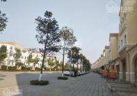 Bán căn shophouse 2 mặt đường 39m & 13m khu đô thị Nam An Khánh DT 188m2, sổ đỏ hỗ trợ vay bank 80%