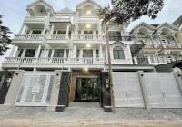 Chuyển công tác cần bán gấp nhà mới 3 lầu KDC Sài Gòn Mới, DT 4 x 17m, 4 PN, nội thất đẳng cấp